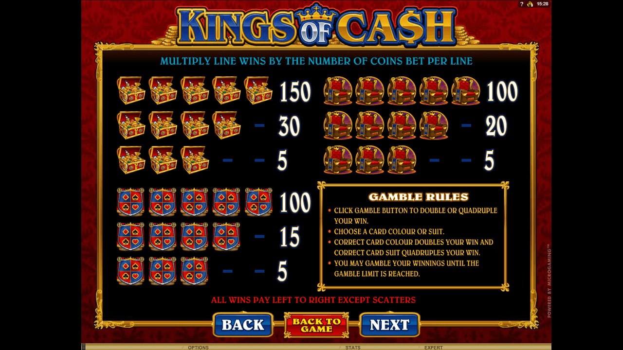Kings Of Cash 6