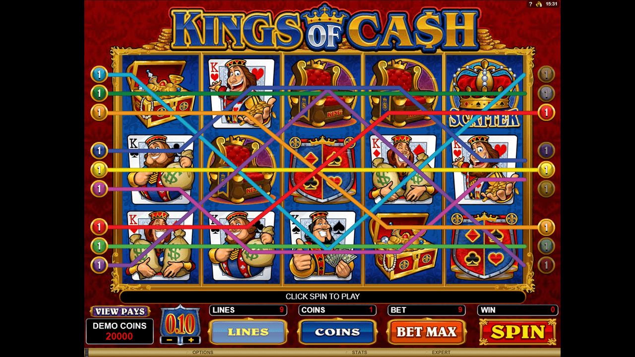 Kings Of Cash 8