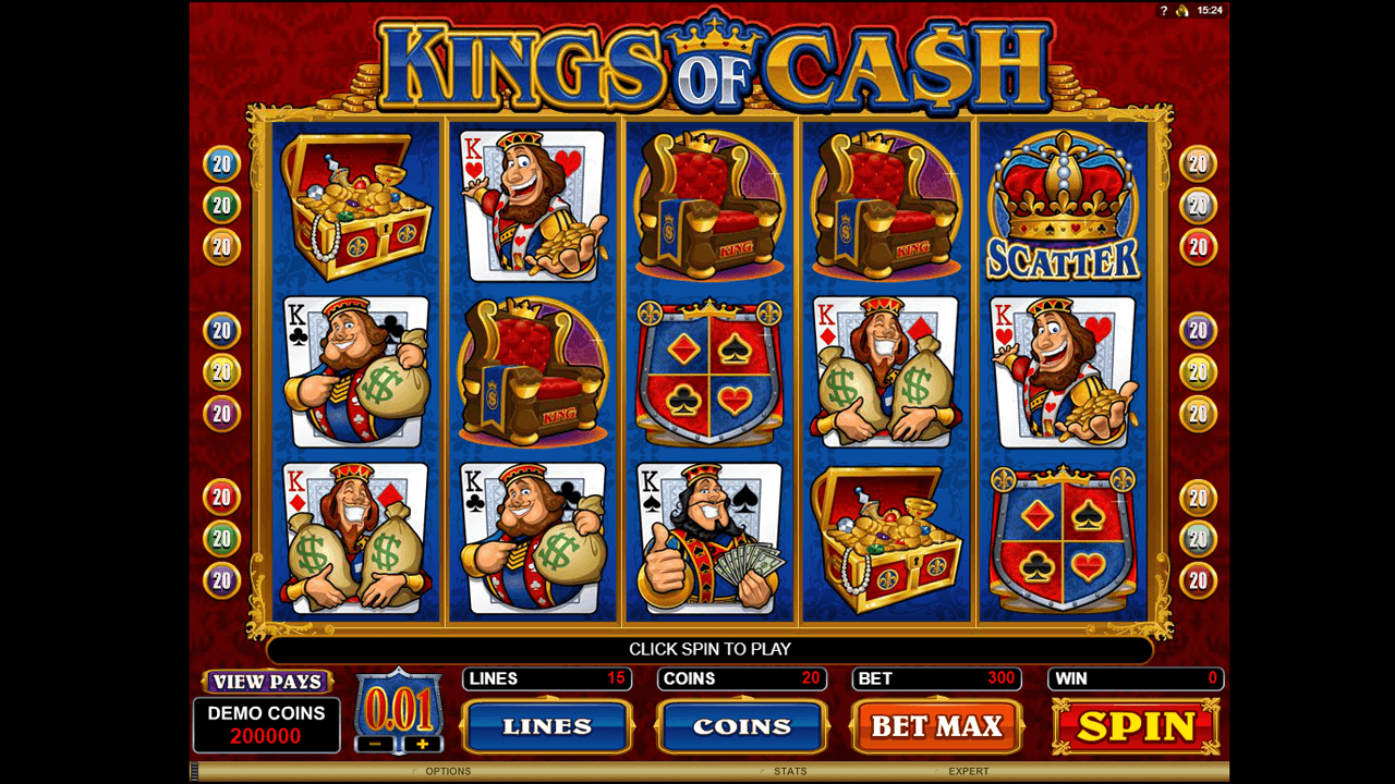 Kings Of Cash 1