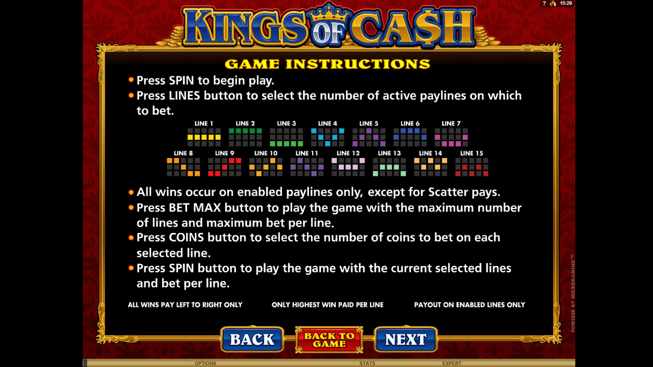 Kings Of Cash 7